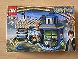 Lego 4720 Harry Potter Nocturne Alley [Importato da Giappone]