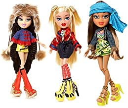 Bratz Girlz Styln' in the City Set - Yasmin, Cloe, Jade