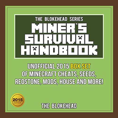 Miner's Survival Handbook audiobook cover art