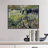 mmzki Pierre Auguste Renoir Gemälde-Reproduktion auf Leinwand