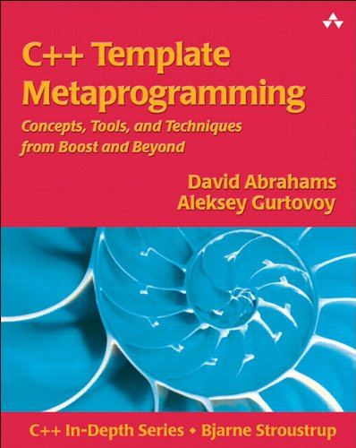 C++ Template Metaprogramming: Concepts, Tools, and Techniques from Boost and Beyond (English Edition)