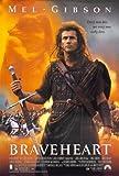 12X8 INCHES Braveheart Movie Poster Druck ca. Größe