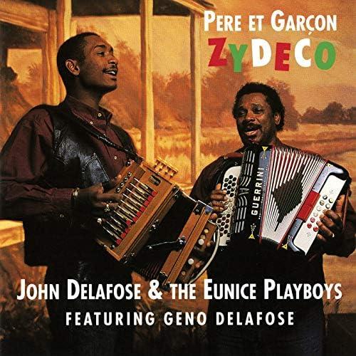 John Delafose & the Eunice Playboys