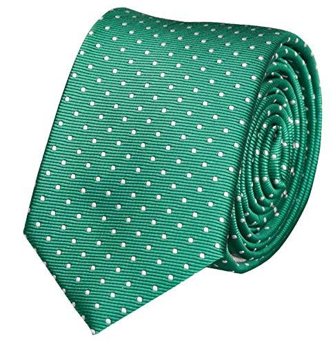 Fabio Farini Cravate de en vert