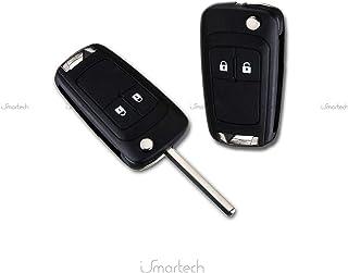 Cover Scocca Telecomando 2 Tasti per Opel Chevrolet Aveo Spark Vauxhall Astra H J Insignia G Vectra C Mokka Zafira Guscio Chiave per Opel