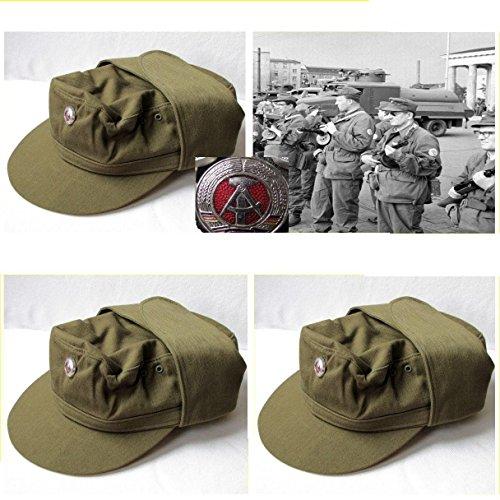 Mütze Kampfgruppe Gr. 59 Grenztruppe der DDR Fasching Karneval DDR NVA FDJ Artikel