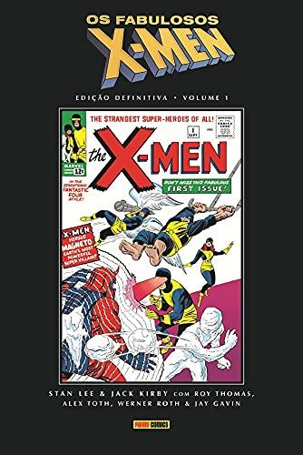 Os Fabulosos X-Men Edição Definitiva Vol.01