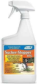 Monterey LG4300 Sucker Stopper RTU, Ready-To-Use Sprout Growth Regulator, 16 oz