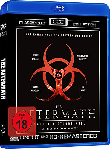 The Aftermath - Classic Cult Edition [Blu-ray]