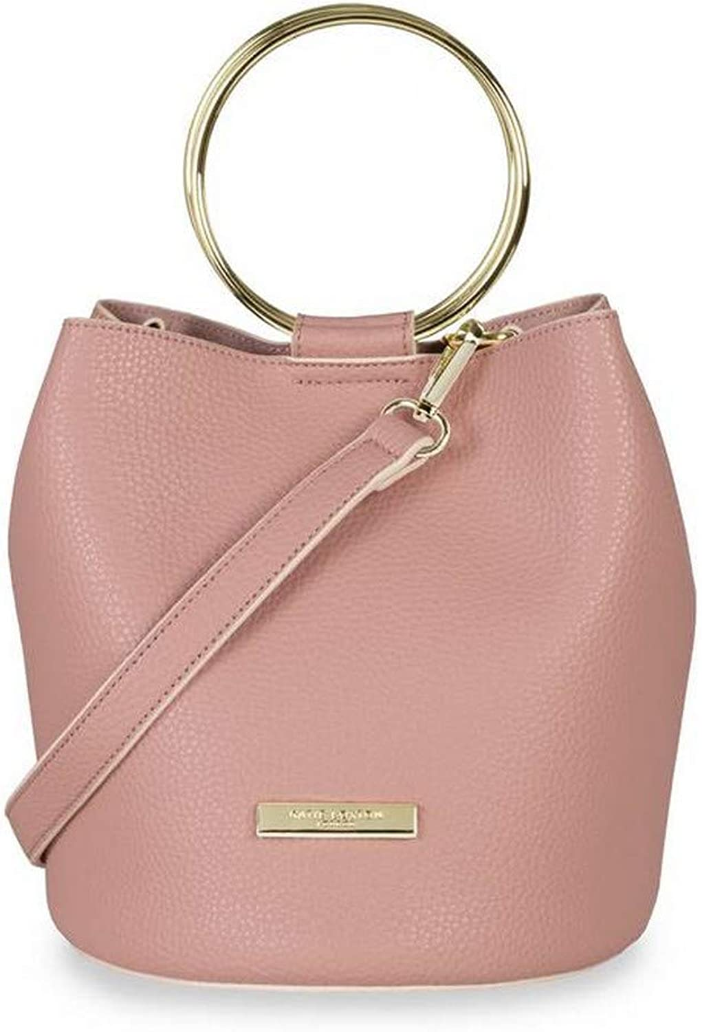 Katie Loxton Suki Bucket Bag Women's Faux Leather Shoulder Handbag Purse