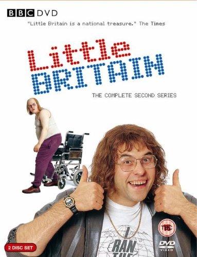 Little Britain - Series 2 [Reino Unido] [DVD]