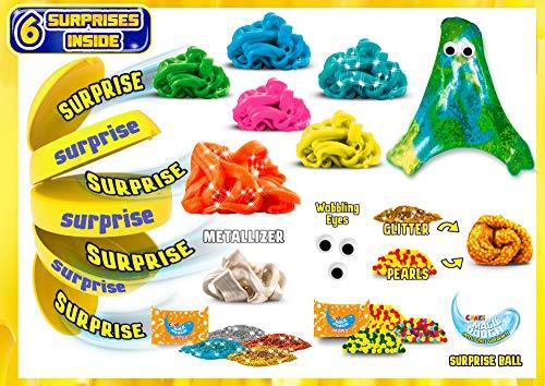 CRAZE 18767 Magic Dough Surprise Ball, emocionantes sorpresas para niños