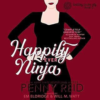 Happily Ever Ninja cover art