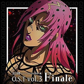 ジョジョの奇妙な冒険 黄金の風 O.S.T Vol.3 Finare