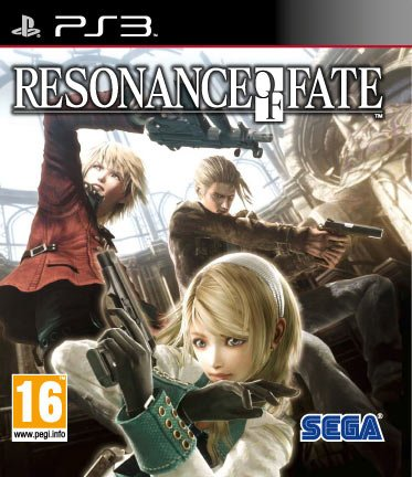 SEGA Resonance of Fate, PS3 - Juego (PS3)