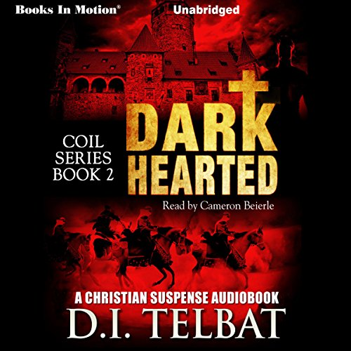 Dark Hearted audiobook cover art