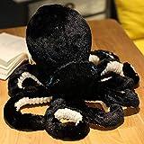 BESTDELI Octopus Doll Doll Pelush Toy Oche Palm Fillow Doll Link Toys