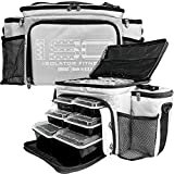 Isolator Fitness 6 Meal ISOBAG Meal Prep...