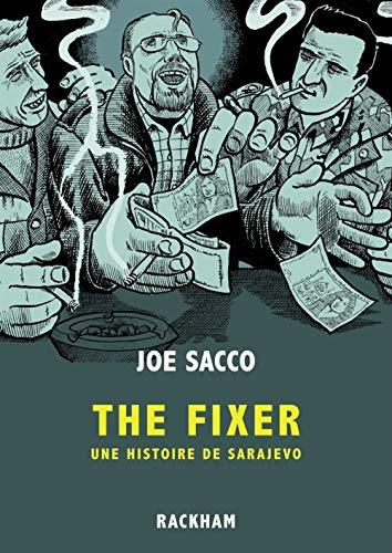The Fixer: Une histoire de Sarajevo