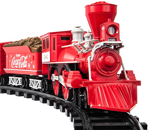 Lionel Trains Coca-Cola...