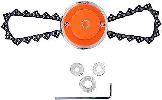 BWLZSP Testina Universale per decespugliatore Tagliaerba Tagliaerba a Benzina Decespugliatore a Benzina, Testa tagliaerba ...