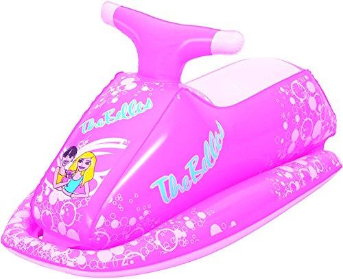Unbekannt Bestway Kinder Badespaß Race Rider Wellenreiter 89x46cm (rosa)