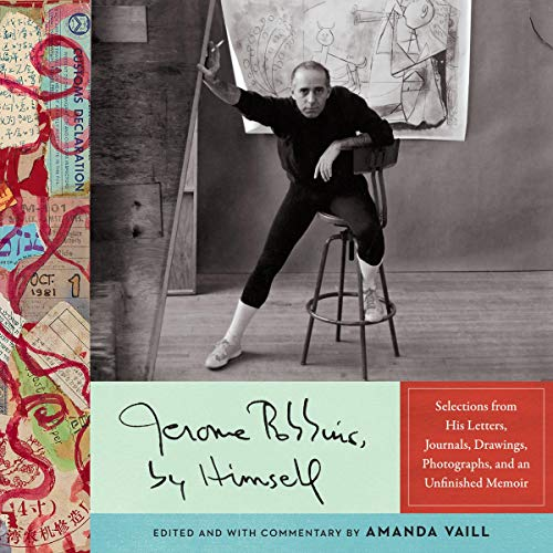 Jerome Robbins, by Himself audiobook cover art