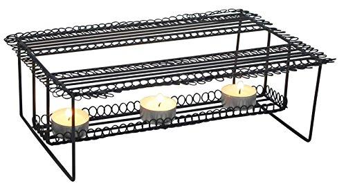 Krasilnikoff Teelichthalter Doppel Stövchen