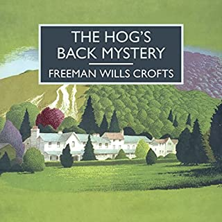 The Hog's Back Mystery cover art