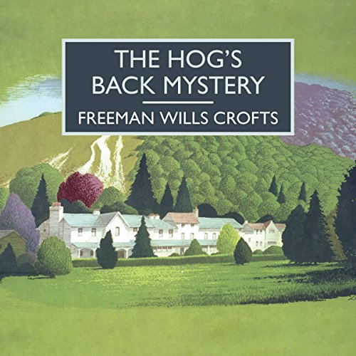 The Hog's Back Mystery audiobook cover art
