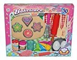Haberk Backset für Spielküche 30 TLG mit Keks-Ausstecher Nudelholz UVM