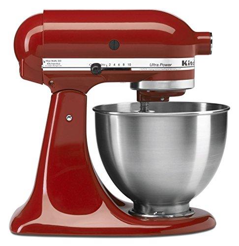 KitchenAid 4-1/2-Quart Ultra Power Stand Mixer, Empire Red by KitchenAid [並行輸入品]