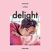 Shin Hye Sung SHINHWA - delight (Special Album) CD + Photo Booklet