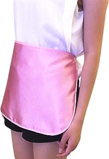 BOZEVON Pregnancy Radiation Protection Dress, Anti-Radiation Apron Computer Silver Fiber Wearing