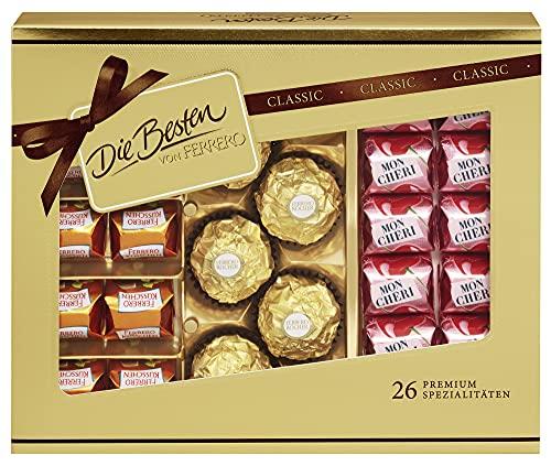 Ferrero Die Besten von Ferrero Classic, 26 Premium-Spezialitäten, 269 g