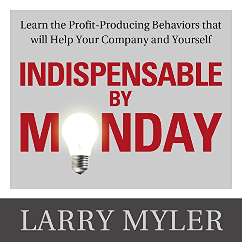 Indispensable by Monday audiobook cover art