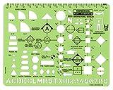Rapidesign Architectural Detailer Plantilla, 1 cada uno (R24)