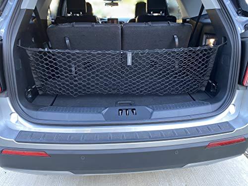TN TrunkNets Inc Trunk Envelope Style Cargo Net Black for Ford Explorer 2020 2021