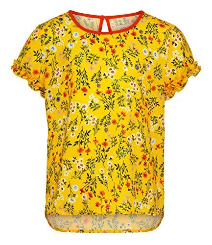 Kids Only meisje Shirt-blouse korte mouwen Millefleurs KONAGNES