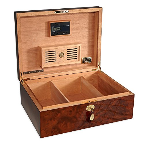 Daniel Marshall 165 Burl Limited Edition Cigar Humidor