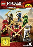 Lego Ninjago - Staffel 10 [Alemania] [DVD]