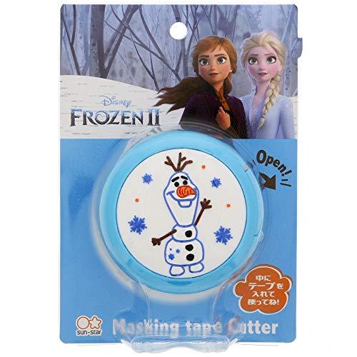サンスター文具 ディズニー テープカッター マスキングテープ用 アナと雪の女王2 オラフ S4834780
