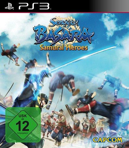 Sengoku Basara: Samurai Heroes [Importación alemana]