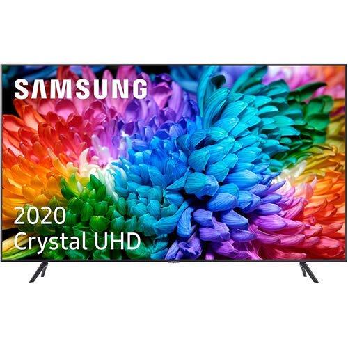 Televisión Samsung 75 UE75TU7025 UHD Smart TV Slim 2000PQi Cry