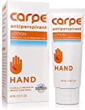 👍EXTRA-EFFECTIVE: The #1 dermatologist-recommended OTC antiperspirant treatment for sweaty hands. Our clinically proven antiperspirant hand lotion was specifically designed to stop sweaty, clammy hands, and help manage the symptoms of palmar hyperhid...