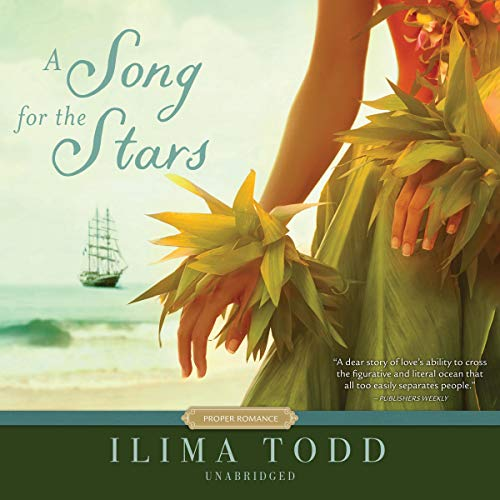 A Song for the Stars audiobook cover art