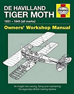 De Havilland Tiger Moth Manual Pb