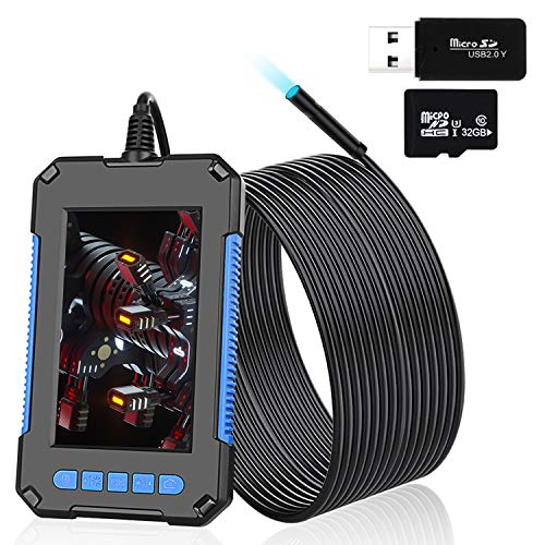 (40% OFF) Endoscope Snake Camera $33.46 – Coupon Code