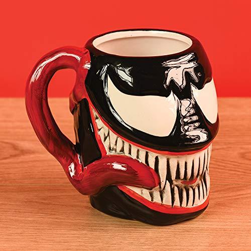 Marvel 3D Tasse Venom Face