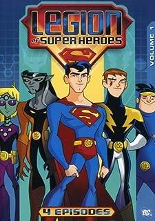 Legion of Superheroes:V1 (DVD)